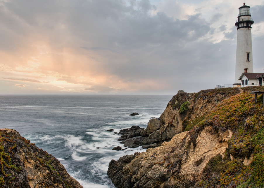 Pigeon Point Lighthouse 2 Photography Art | Kathleen Messmer Photography