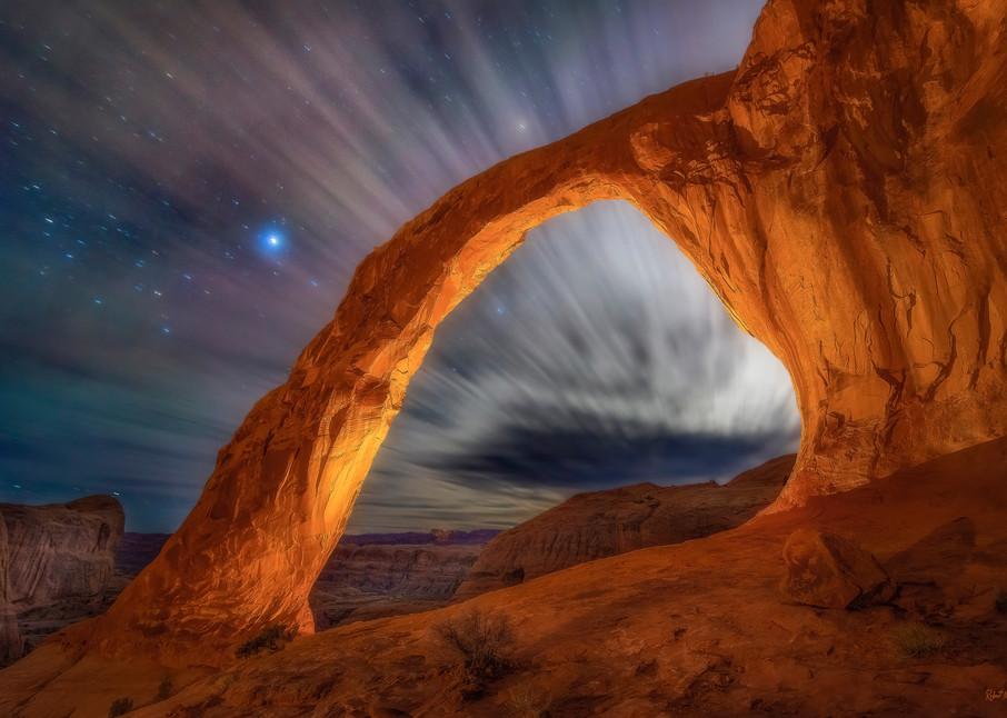 Under The Moon Light Photography Art | McKendrick Photography