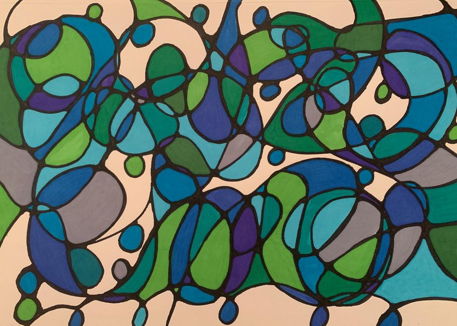 Neurogenic Art 10 Art   Marci Brockmann Author, Artist, Podcaster & Educator