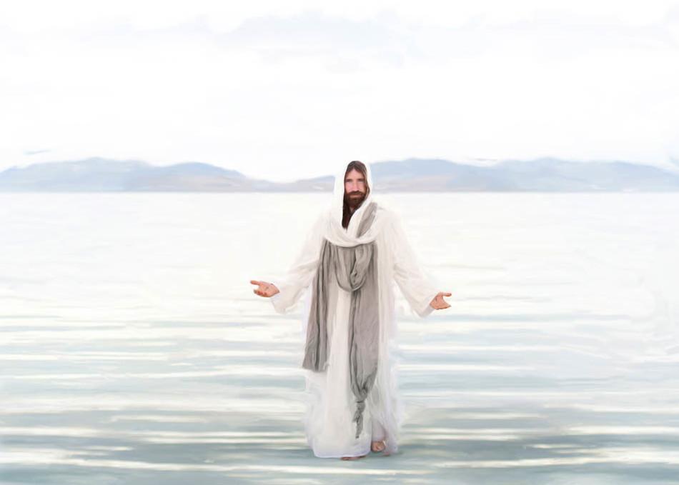 Resurrected Lord
