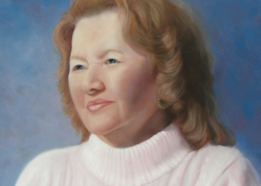 Little Claudia Art | Nancy Conant - Painted Portraits of Pets and Their People
