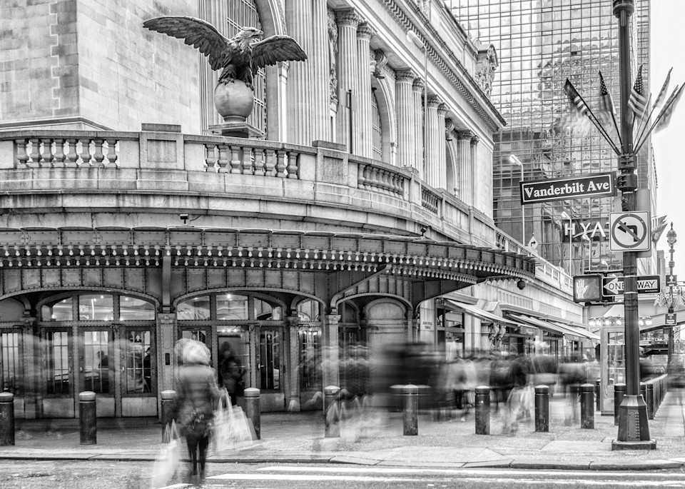 Vanderbilt Avenue Photography Art | Alina Marin-Bliach Photography/alinabstudios LLC