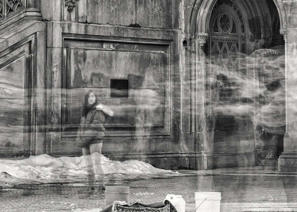 Spirits Of Bethesda  Photography Art   Alina Marin-Bliach Photography/alinabstudios LLC