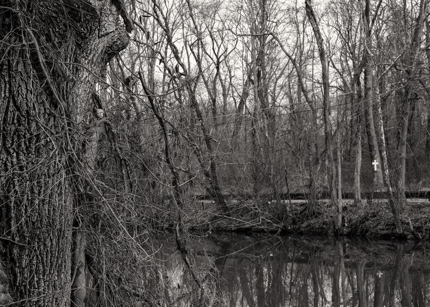 Canal Cross Photography Art | Alina Marin-Bliach Photography/alinabstudios LLC