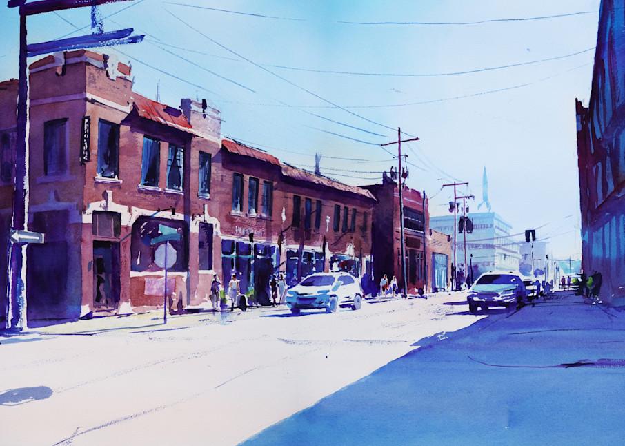 Kc Crossroads 2 Art | Steven Dragan Fine Art