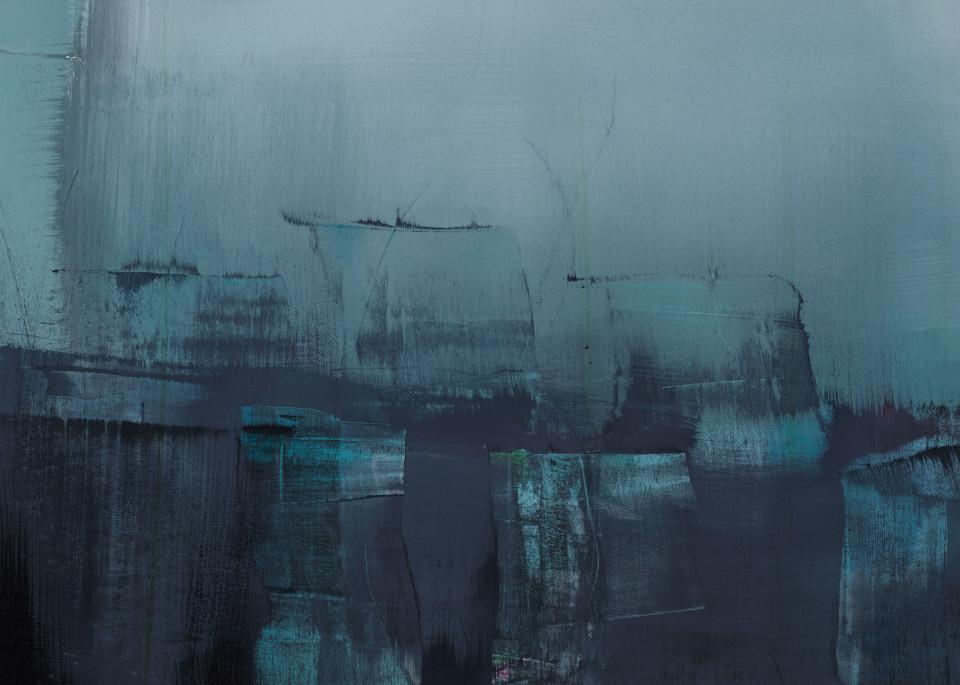 Blue Spirits Art   Ingrid Matthews Art
