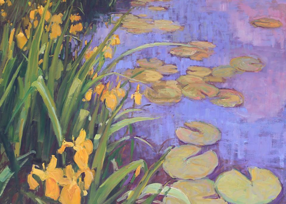 Ponds Edge Art   Diehl Fine Art