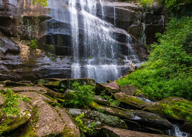 Falls Creek Falls Photography Art   Blue Ridge Zen