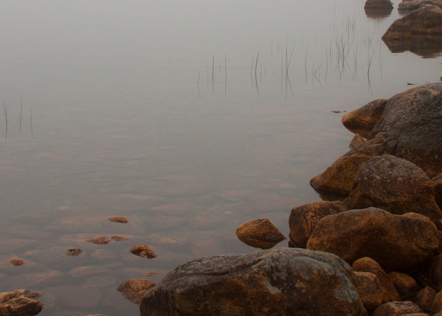 Jordon Pond, Maine Photography Art | E. Morton Studios