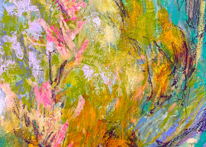 In My Garden By The Sea  Art | Dorothy Fagan Collection