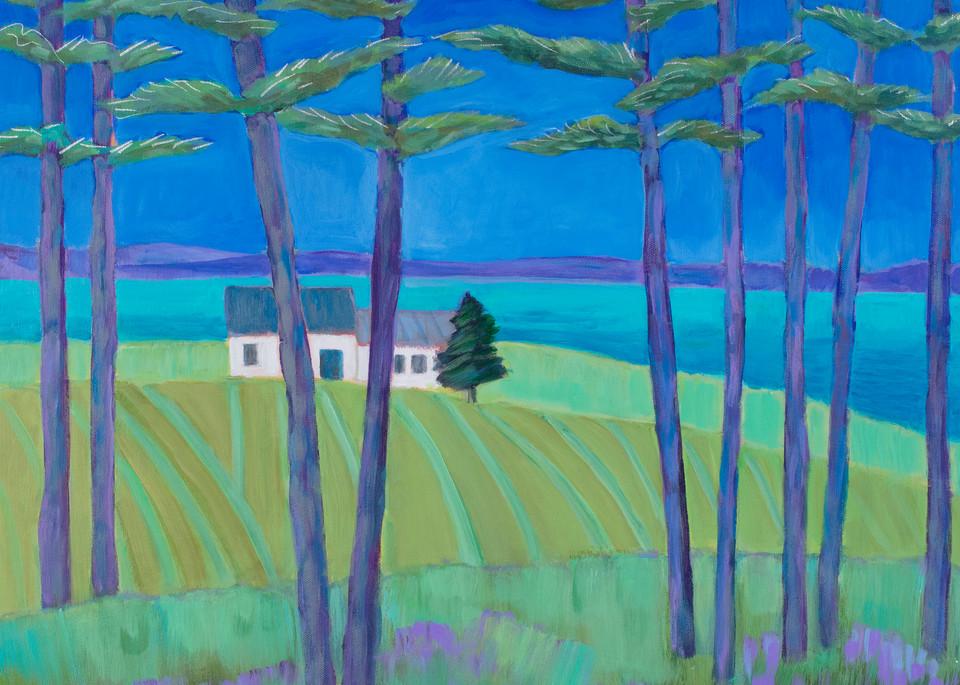 Farmhouse  Art   lynnericson-fine-art.com