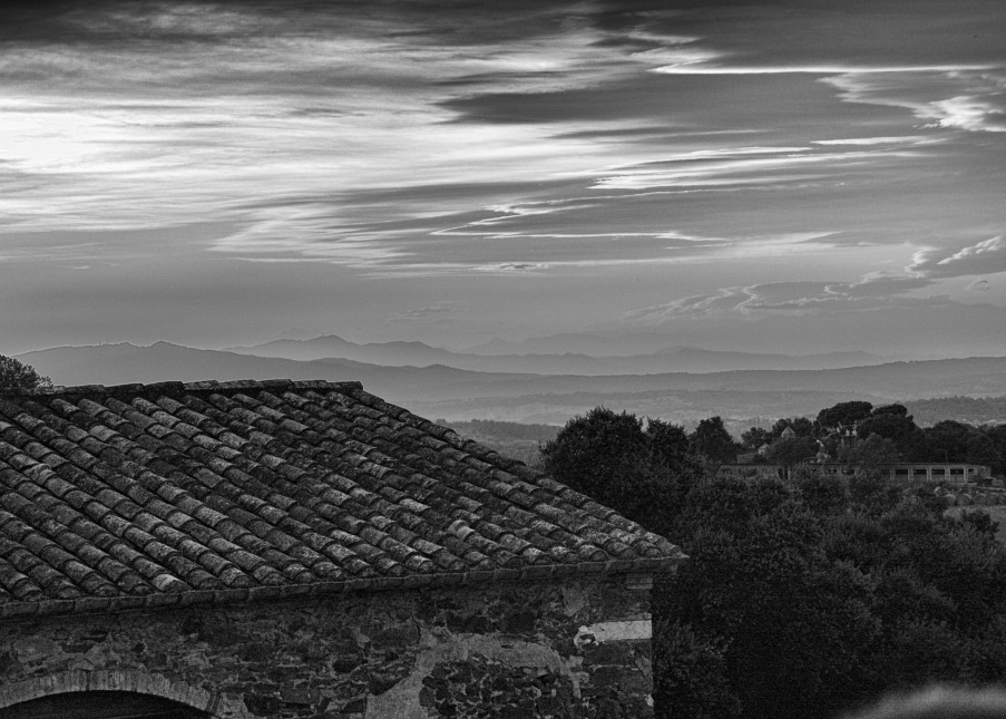 View From An Estate Photography Art | Nick Levitin Photography