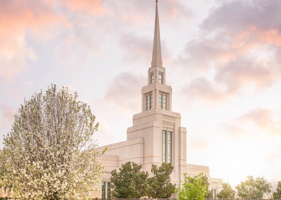 Gila Valley Arizona Temple - Eternal Glory