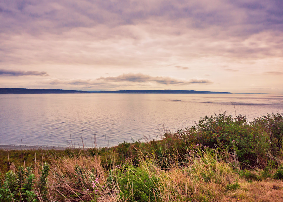 View from Ft. Casey | Susan J Photography
