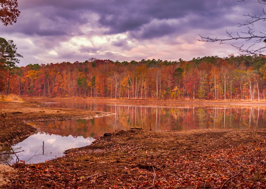 Morning Reflections | Susan J Photography | Georgia