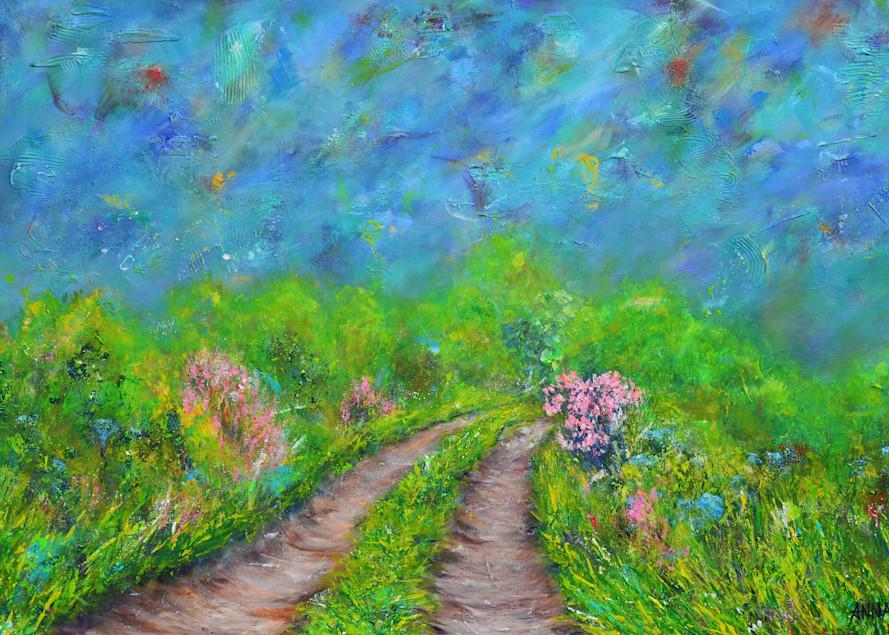 Path Of Life Art   Anna Kim Studio