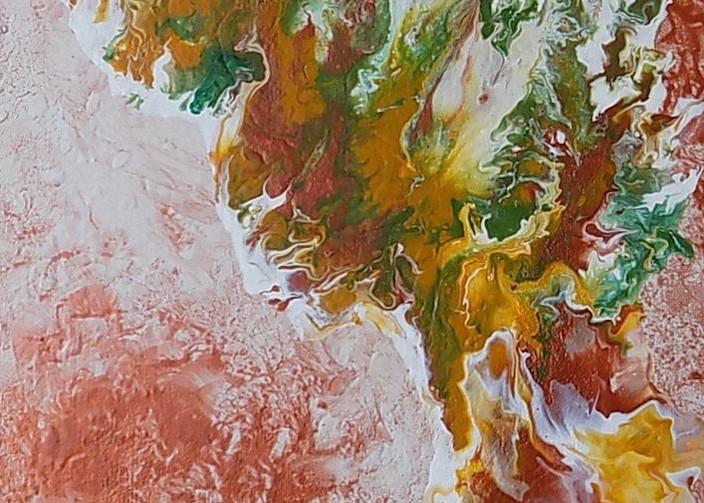 Concern Of The Earth Goddess Art   treshamgregg - spiritart