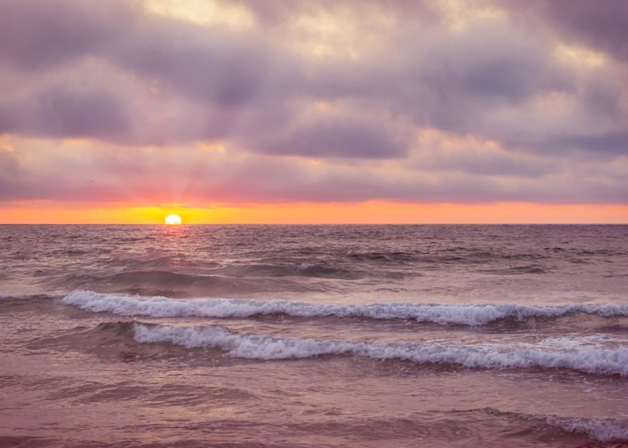 La Jolla Shores San Diego Sunset | Susan J Photography