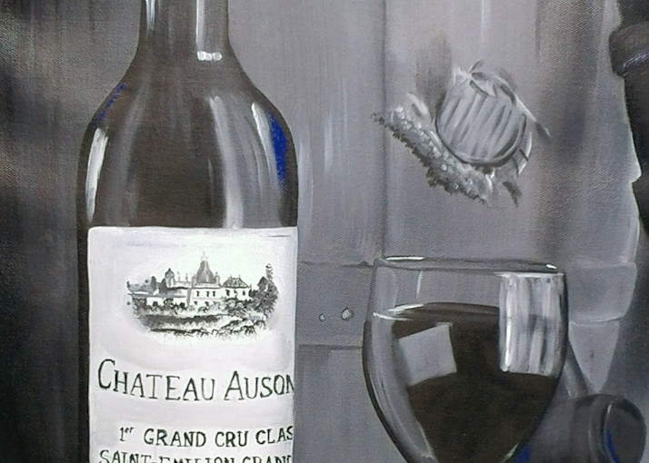 french wine chateau ausone 1992