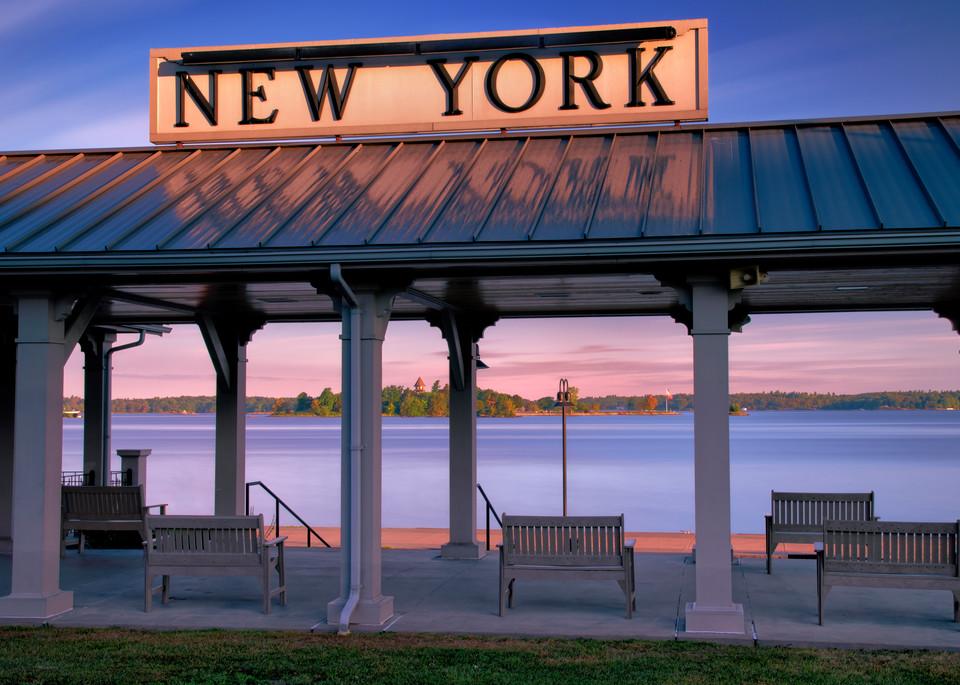 1000 Islands Morning — Upstate New York fine-art photography prints