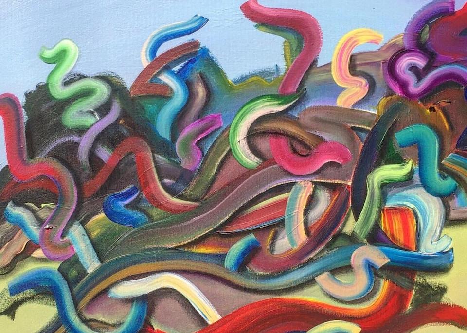 Crazylegs Art | Dodge Williams