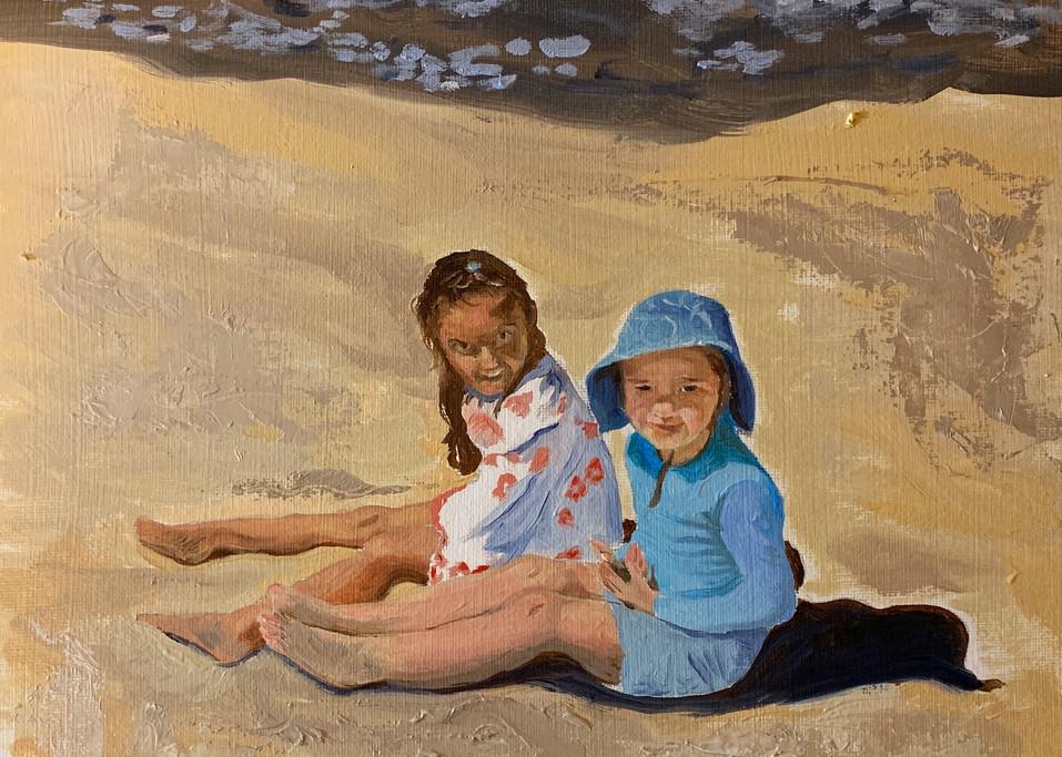 Beach Buddies Art | Scott Dyer Fine Art