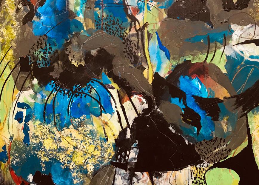 Showing Up Art | Judith Visker Art