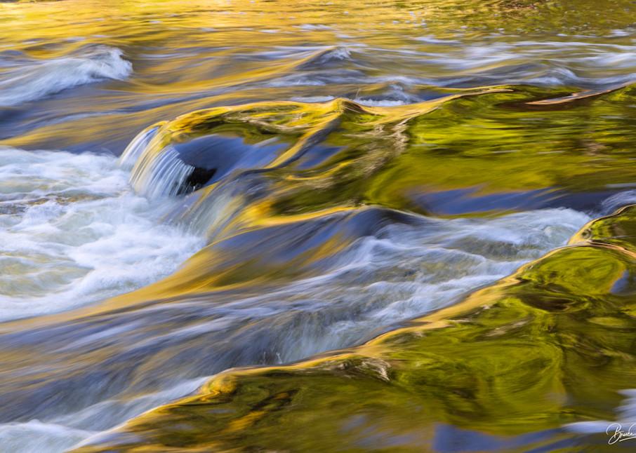the Molten River