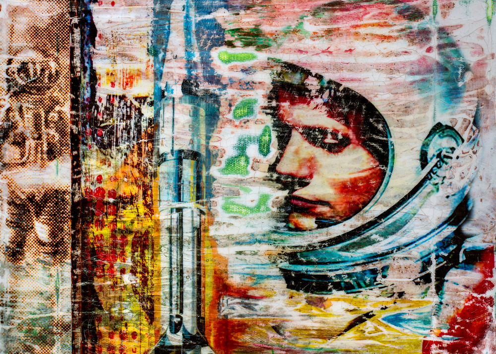 Neil Armstrong Art | Kyle Schember