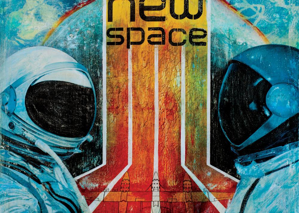 Newspace Art   Kyle Schember