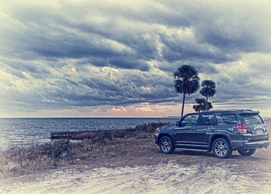 4RUNNER Sunset - Eastpoint, Florida