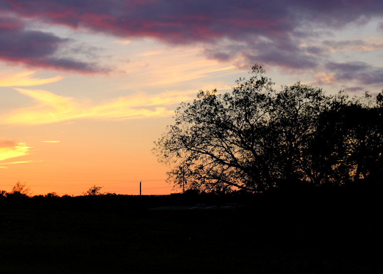 Sunset Over Texas - 61
