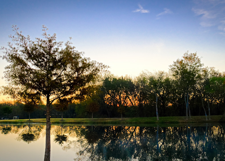Sunrise Over Roanoke 6 Photography Art   Drone Video TX