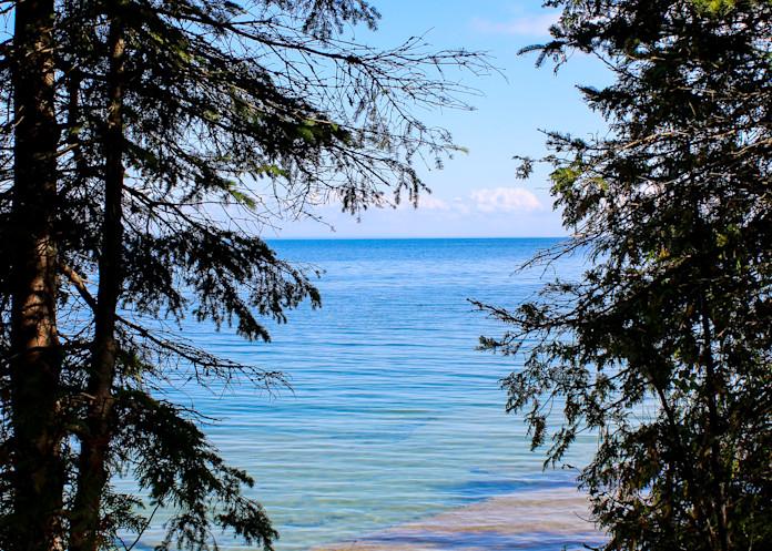 Durmmond Island Window to the Lake