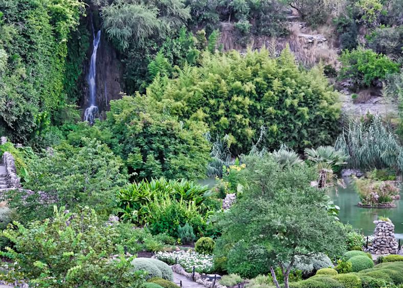 Japanese Tea Garden 14 Photography Art | Drone Video TX