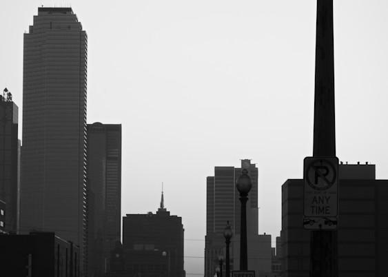 Dallas Skyline At Dawn 18 Photography Art | Drone Video TX