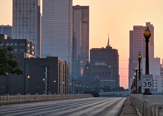Dallas Singleton Blvd 13 Photography Art | Drone Video TX