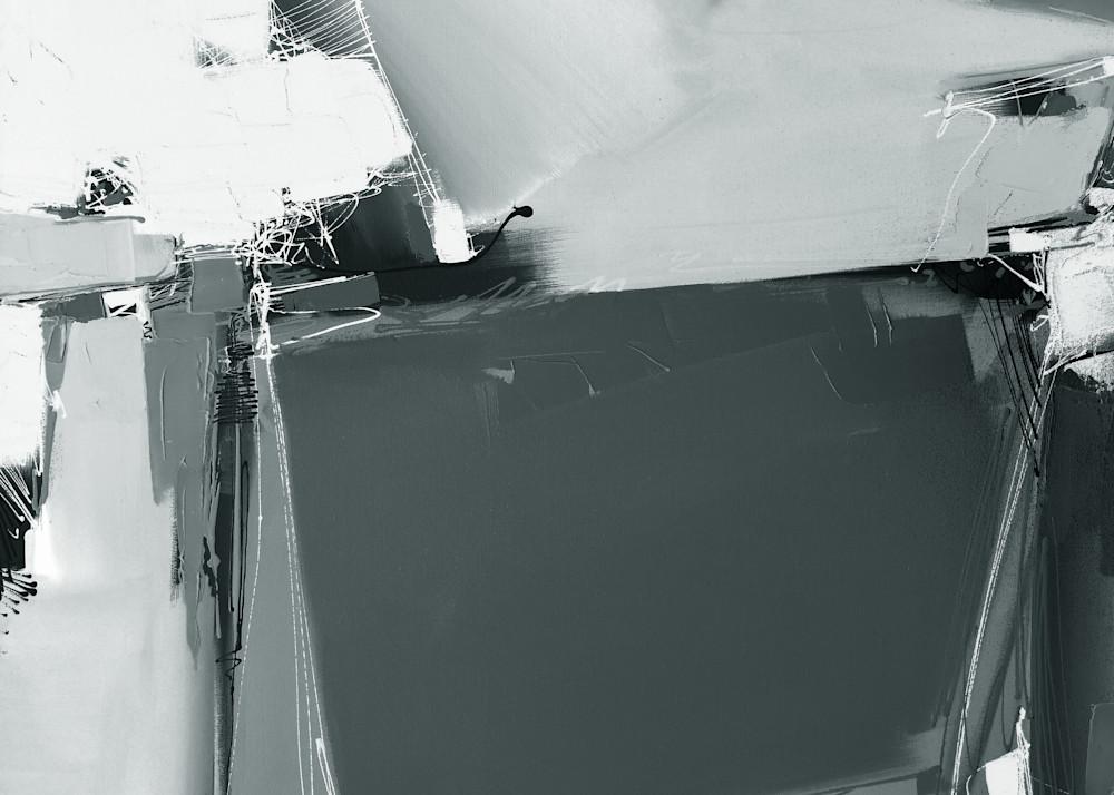 Quartertone In Grey Art | Michael Mckee Gallery Inc.