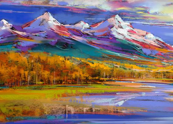 Snake River View Copy Art | Michael Mckee Gallery Inc.