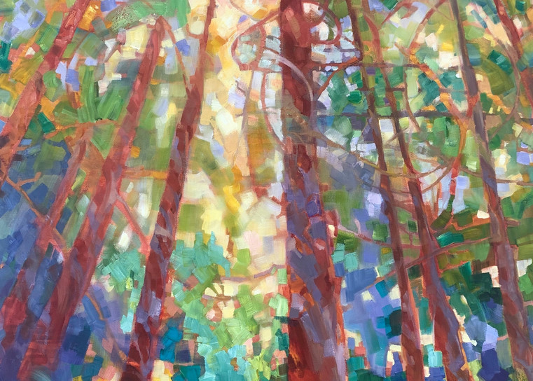 Cathedral Viii Art | Friday Harbor Atelier