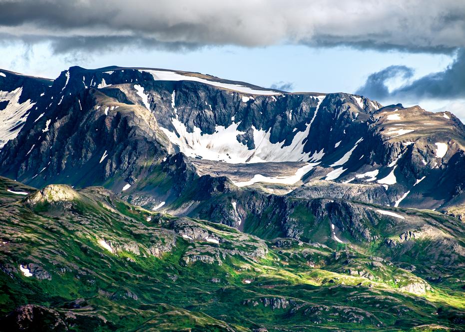 Caldera Grewingk Glacier Ak Photography Art | Eric Hatch