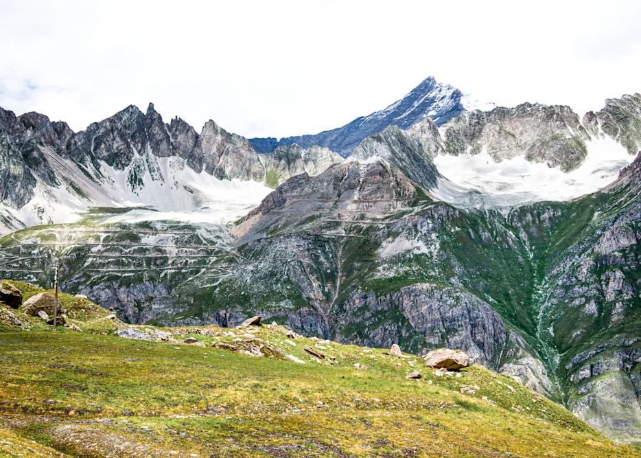 High Peaks Col D'iseran France Photography Art | Eric Hatch