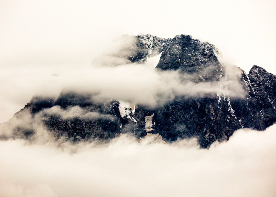 Above The Clouds Photography Art   Brokk Mowrey Photography