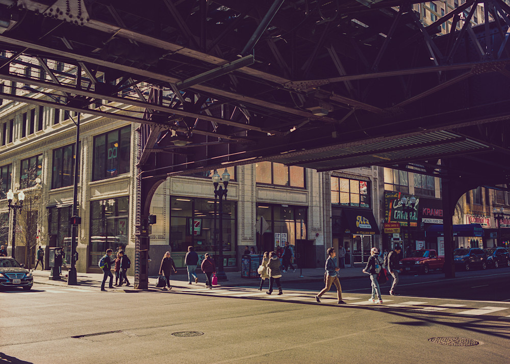 Urban Color 1 Photography Art | Dan Chung Fine Art