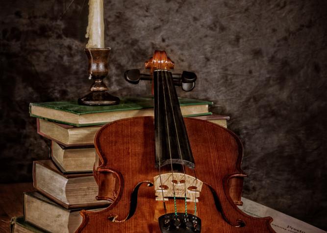 A Quite Viola Photography Art | Ken Smith Gallery