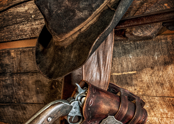 New Sherriff In Town Photography Art | Ken Smith Gallery