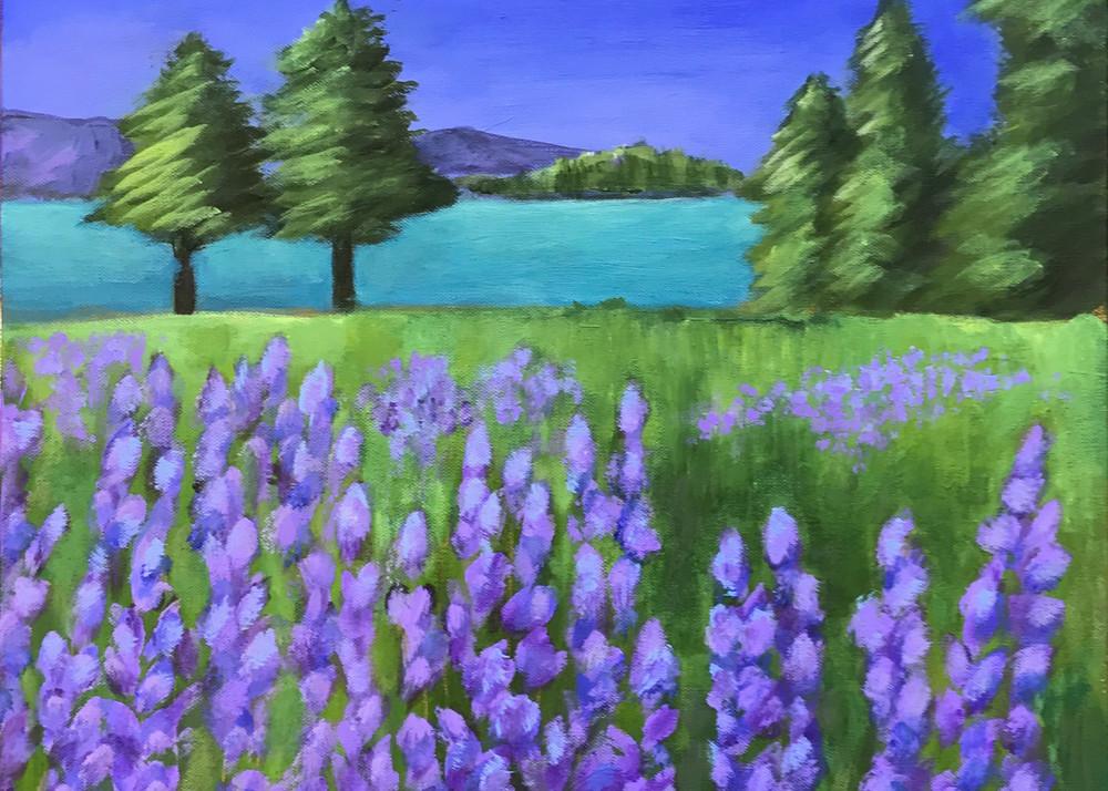Two Trees Art | lynnericson-fine-art.com