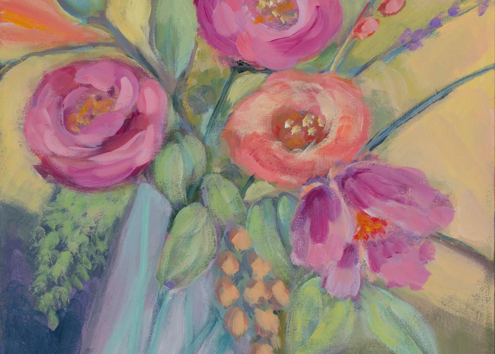 Mellow Yellow Art | lynnericson-fine-art.com