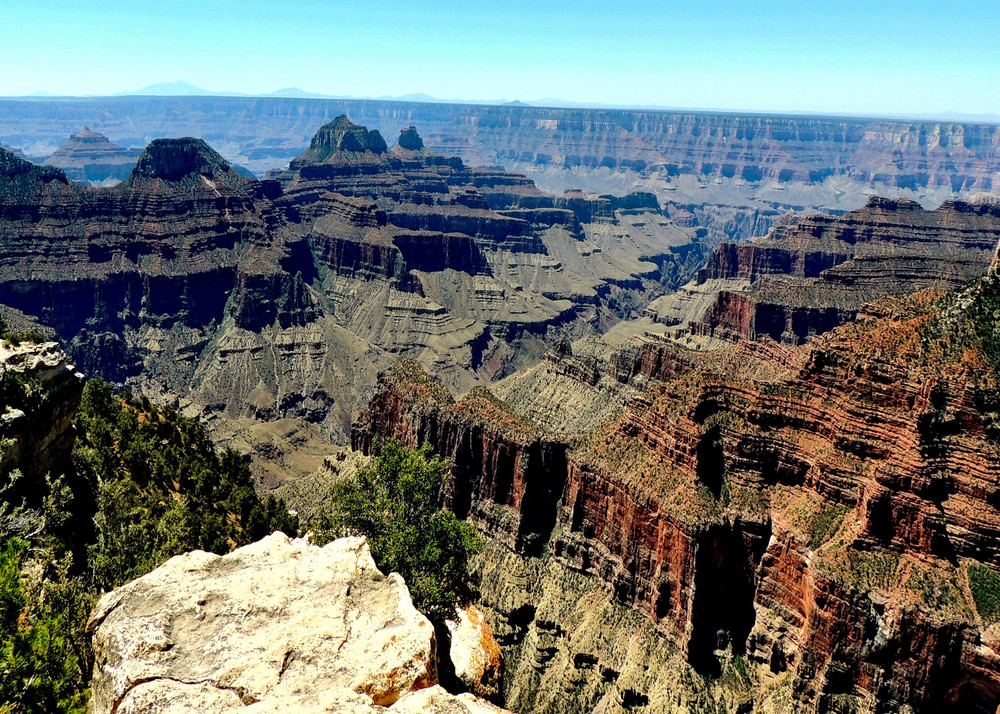 North Rim Of The Grand Canyon Photography Art   N2 the Woods Photography