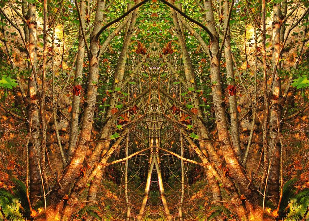 Mirror 497_The Stick Man